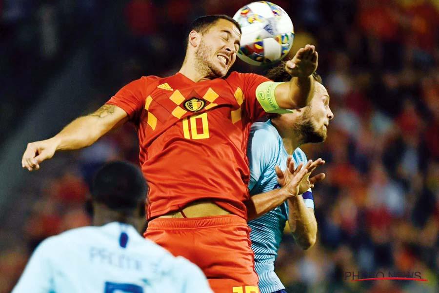 'Diablos Rojos' empataron 1-1 ante Holanda