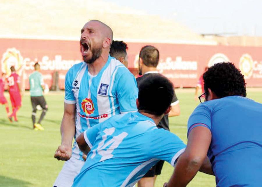 Alianza Atlético venció 2-1 a Juan Aurich