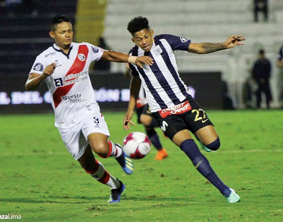 Alianza Lima y Deportivo Municipal