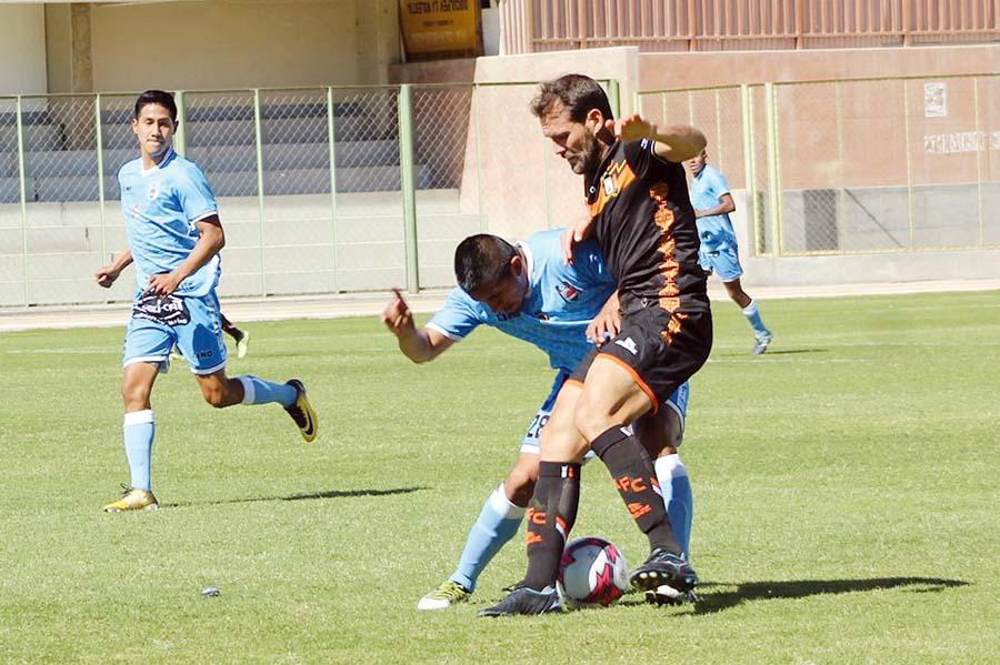 Ayacucho FC choca ante Binacional