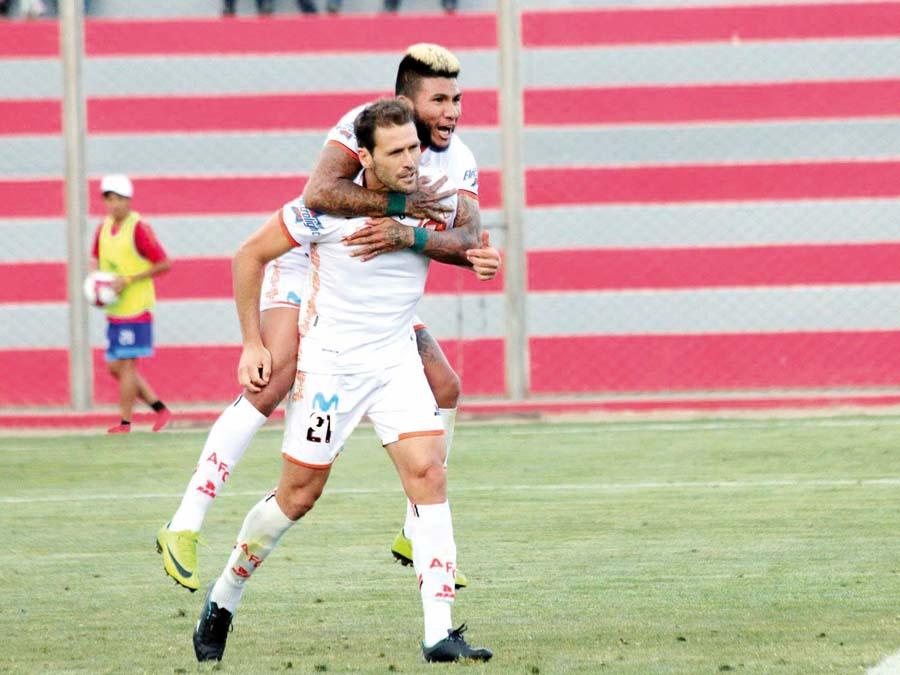 Ayacucho vencior 3-2 a Sport Boys