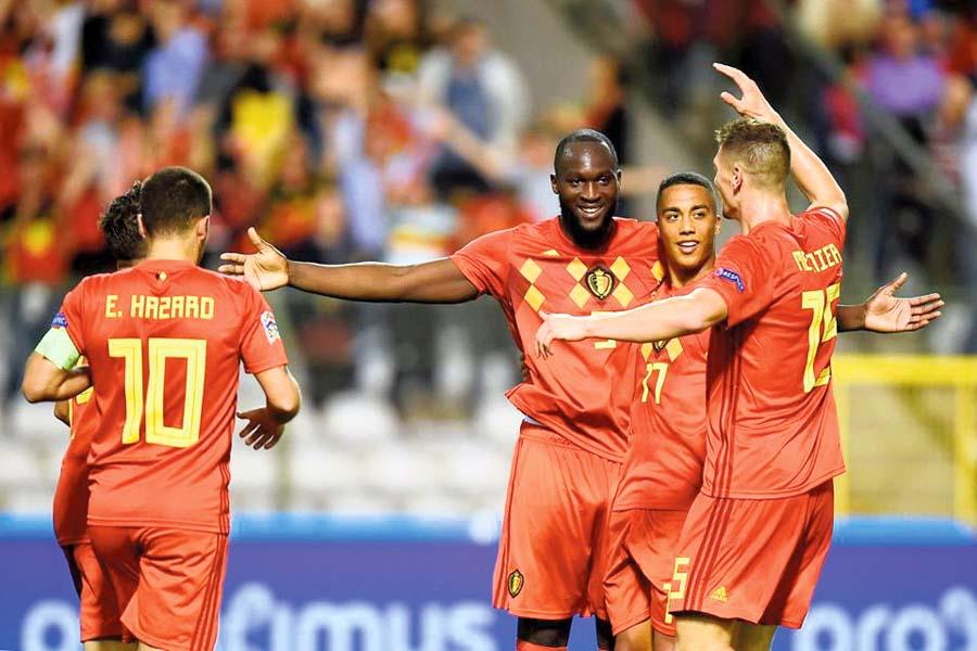 Bélgica choca ante Holanda
