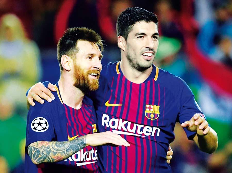 Barcelona se enfrenta de visita al Tottenham