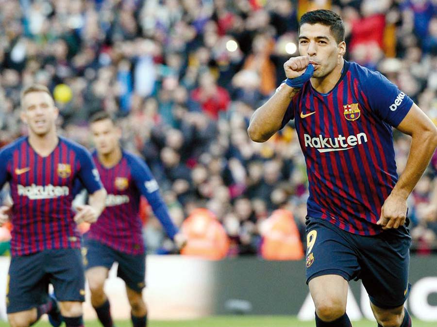 Barcelona vencio 5-1 al Real Madrid
