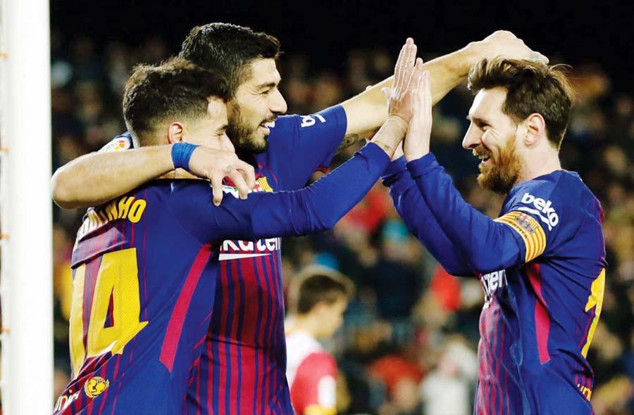 Barza recibe al Sevilla