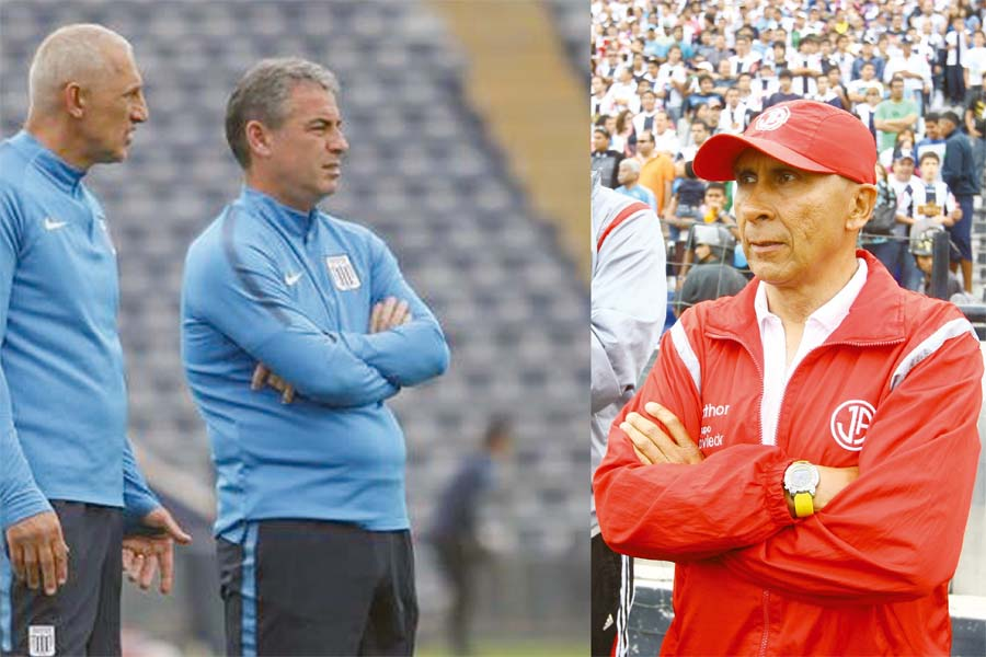 Bengoechea y Diego Umaña