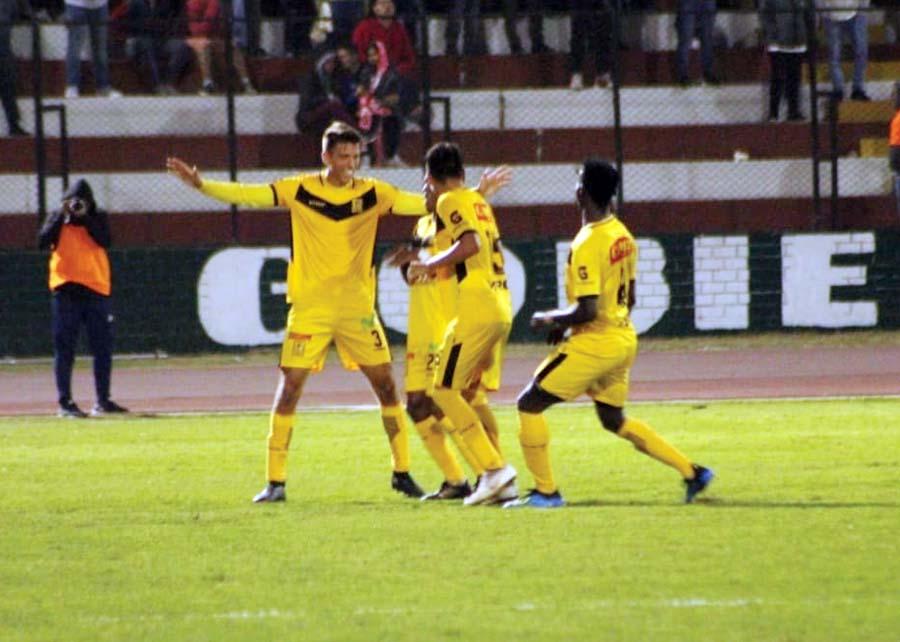 Cantolao de local se impuso 2-0 a Sport Rosario