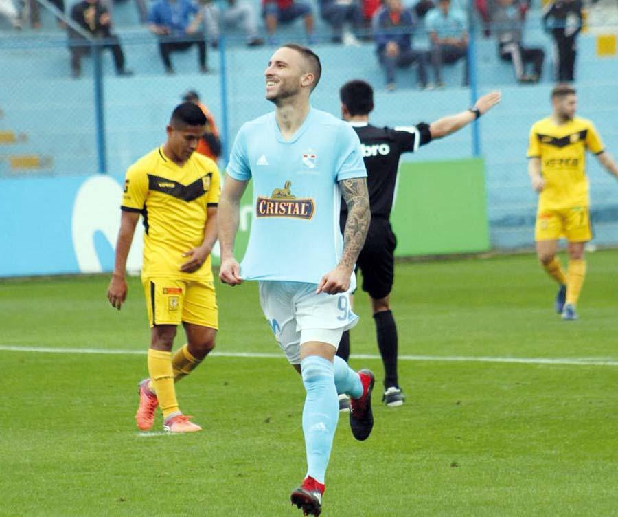 Cantolao recibe a Sporting Cristal