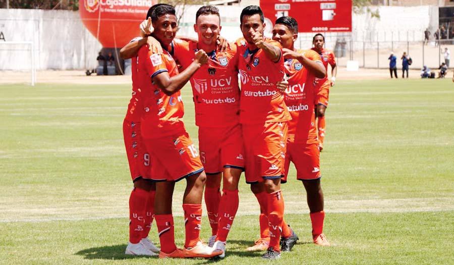 Cesar Vallejo venció 4-2 a Alianza Atlético