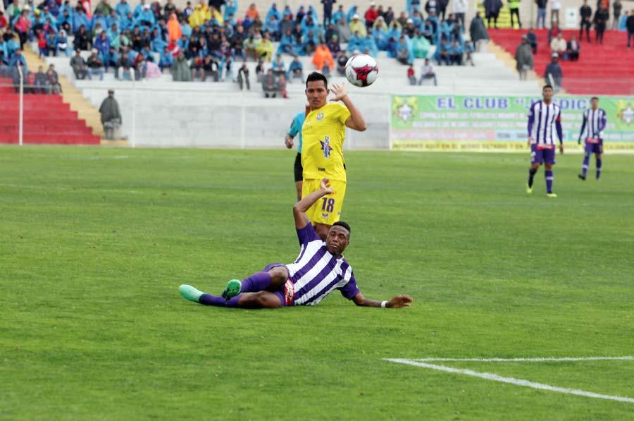 Comerciantes Unidos gana 1-0 a Alianza Lima