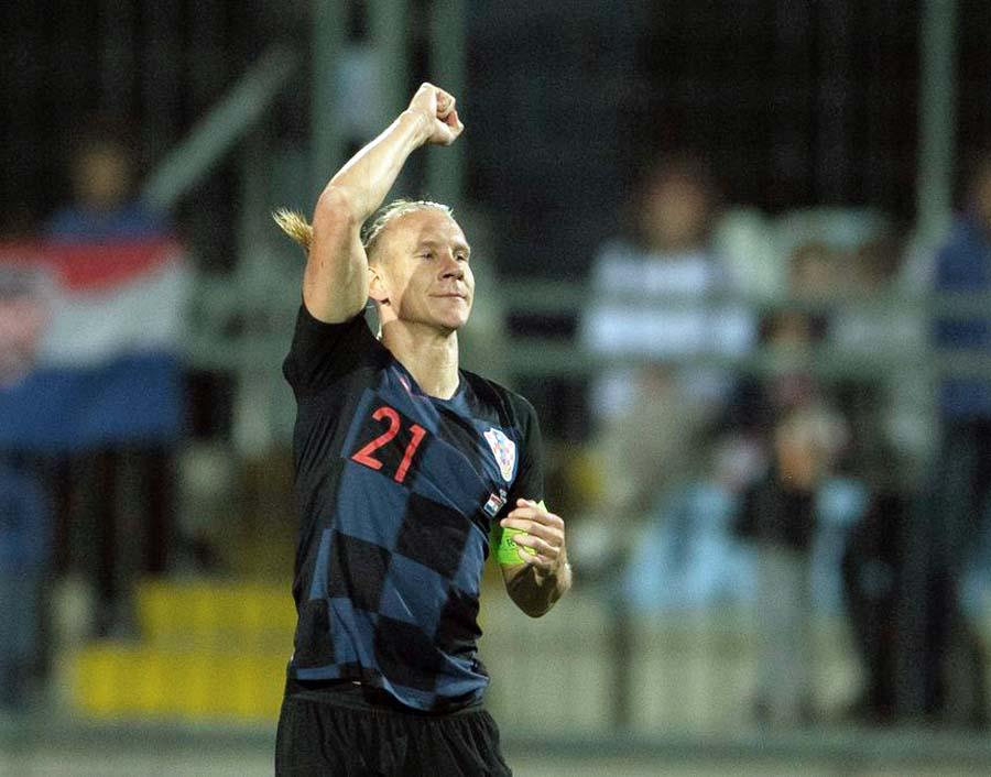 Croacia derrotó 2-1 a Jordania