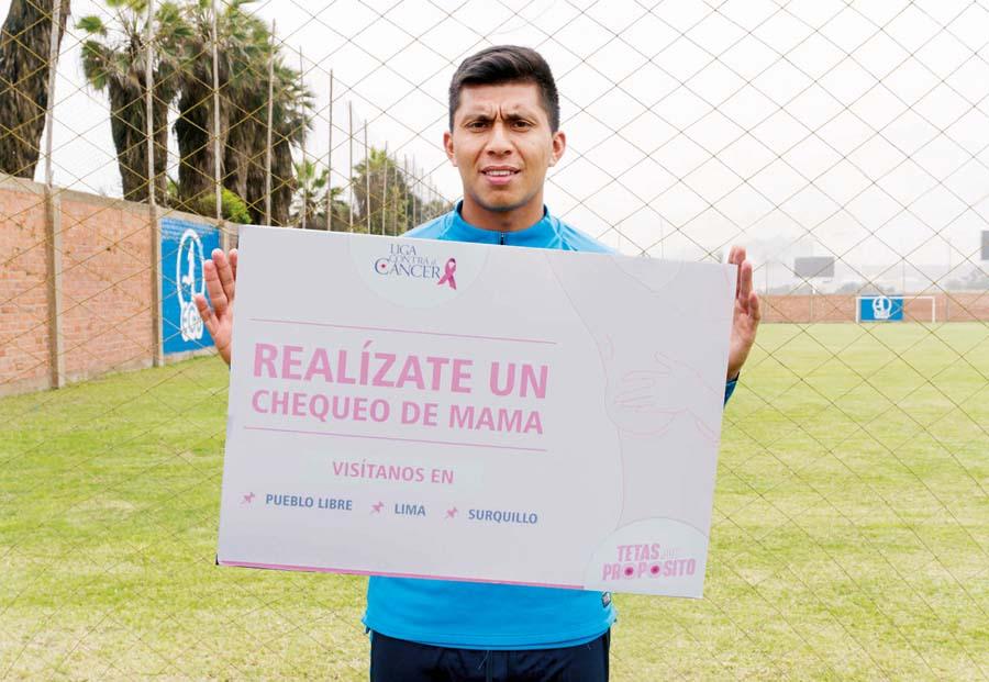 Día Mundial de Prevención de Cáncer de Mama