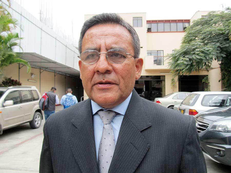 Francisco Gonzales, gerente deportivo de la 'U'