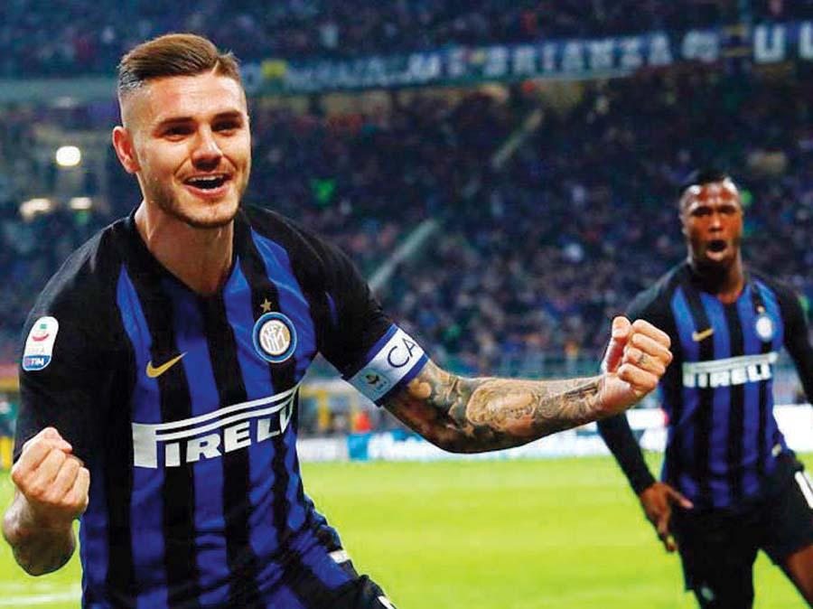 Inter se llevó el clásico italiano por 1-0 ante el AC Milan