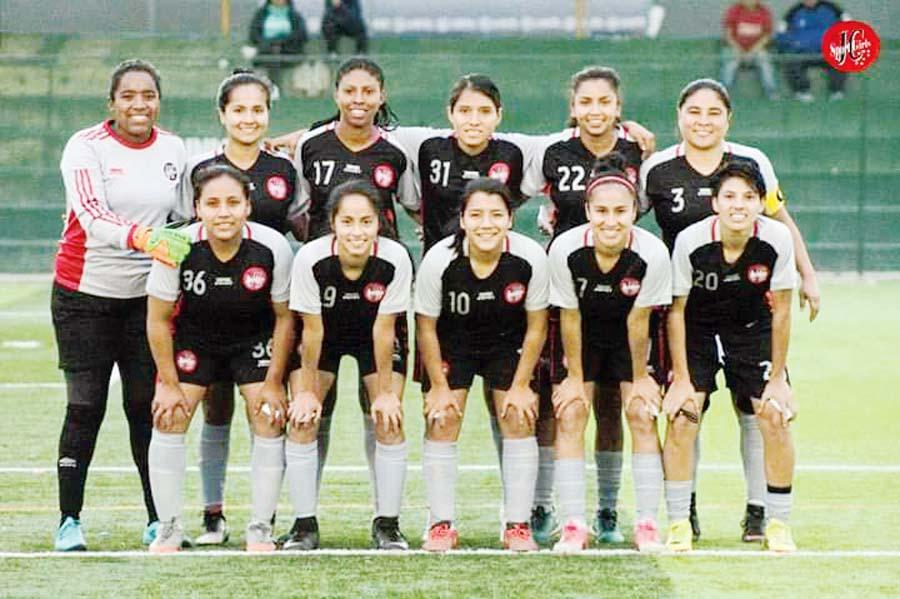 JC Sport Girls Campeón Provincial de Lima