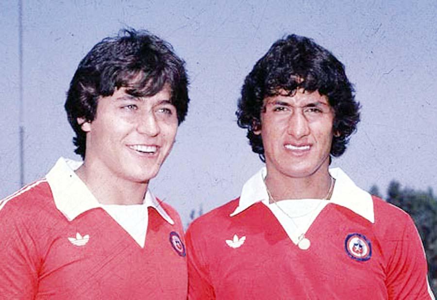 Junto al 'Pato' Yáñez conformaron una delantera en los ochenta