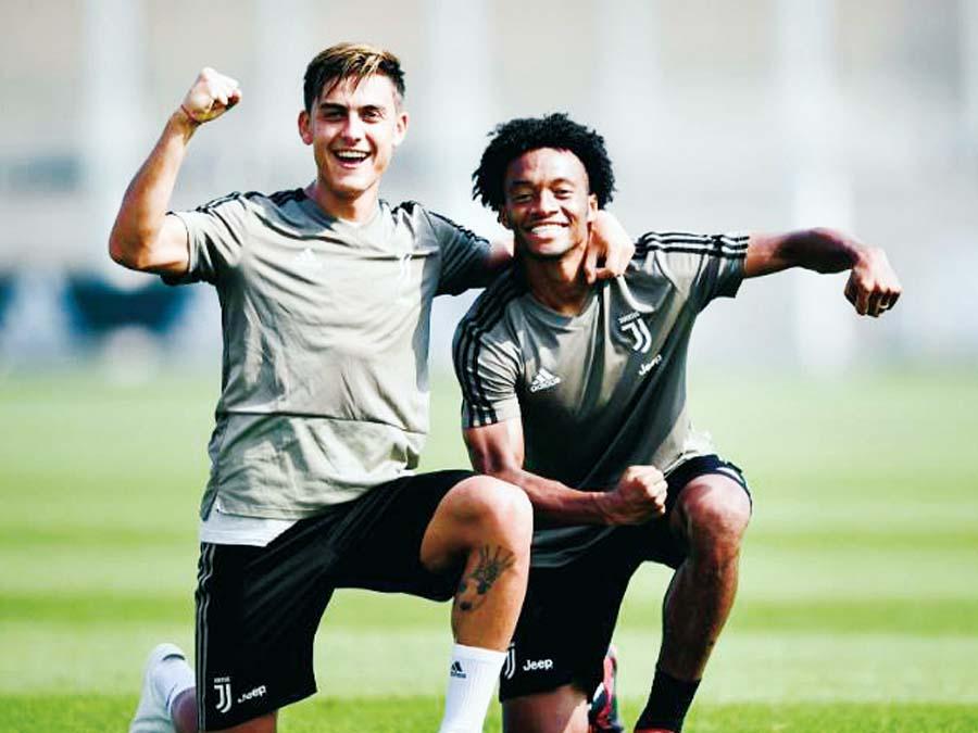 Juventus sale a vencer de visita al Empoli