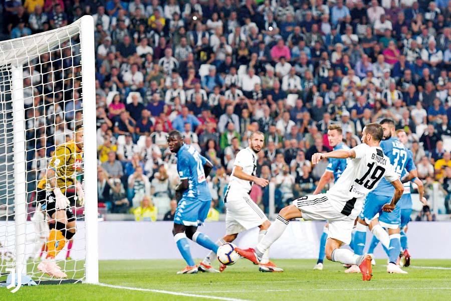 Juventus se enfrenta al Young Boys