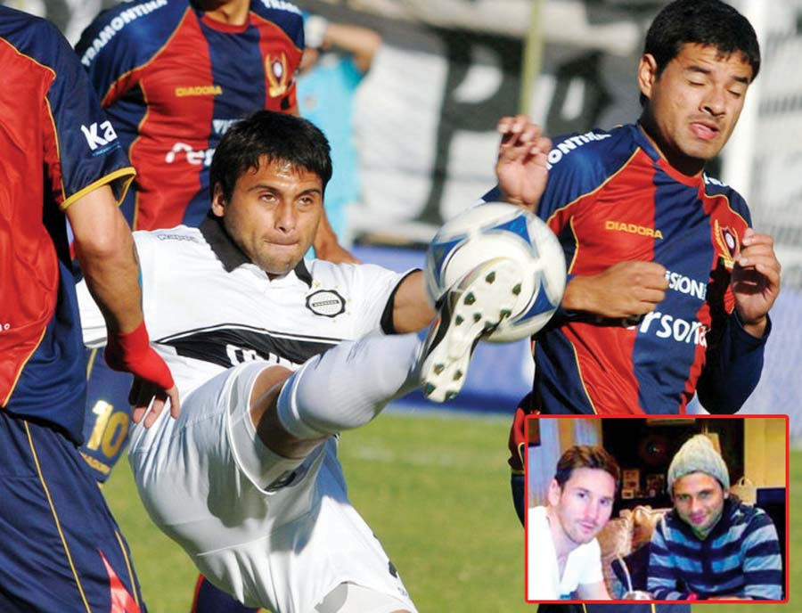 Maximiliano Biancucchi, primo de Messi, le respondió fuerte a Maradona por críticas a la 'Pulga'