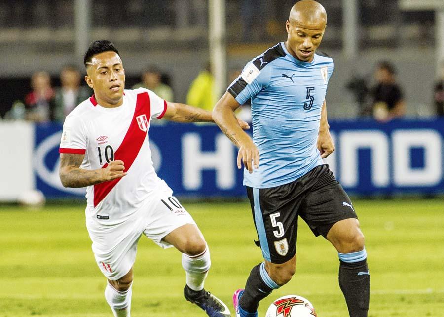 Perú y Uruguay se verán las caras en marzo