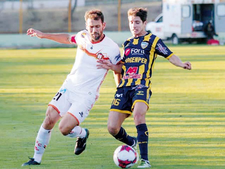 Sport Rosario reciben al Ayacucho FC