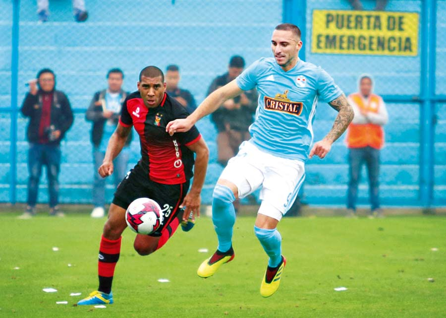 Sporting Cristal recibe a a Melgar