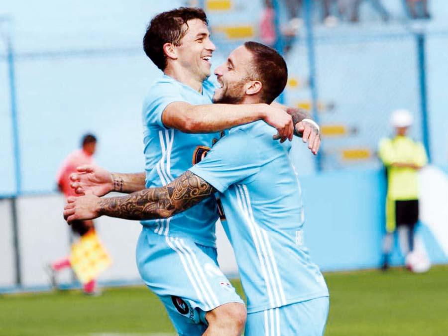 Sporting Cristal recibe a la San Martín