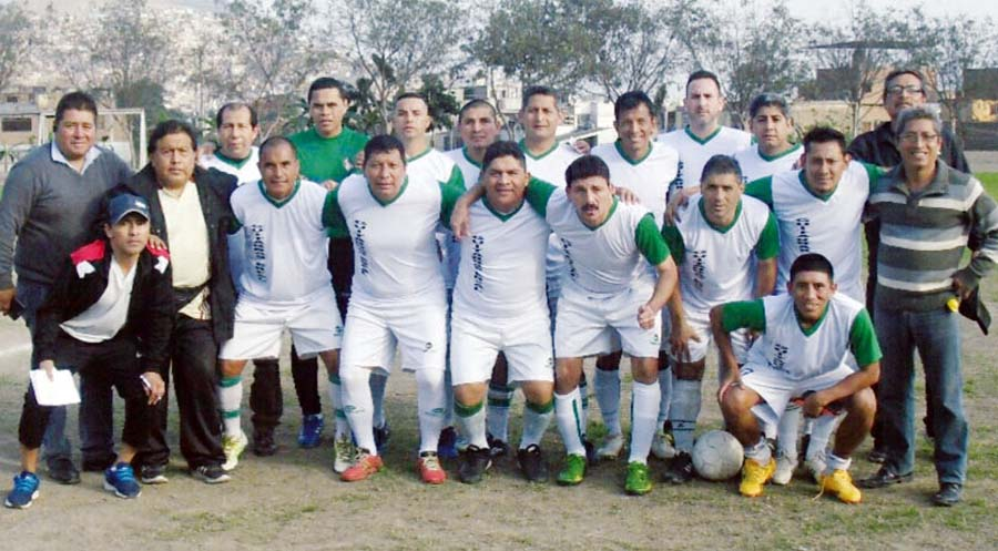 Torneo de Fútbol Máster