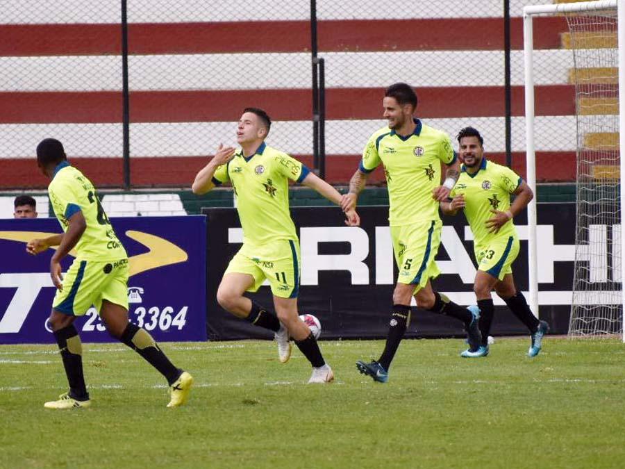 UTC le ganó 1-0 en buena lid a Deportivo Municipal
