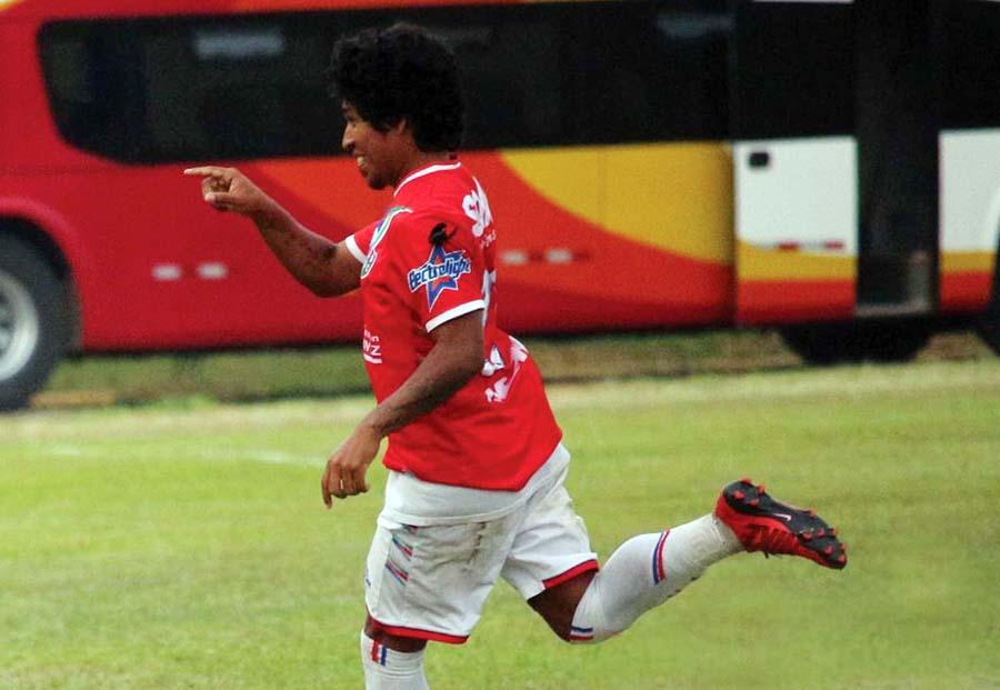 Unión Comercio venció a Ayacucho FC por 3 goles a uno