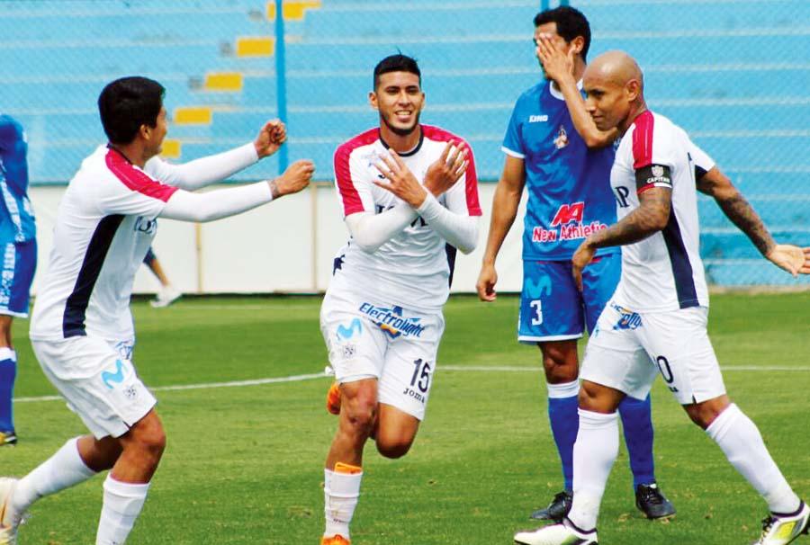 Universidad San Martín derrotó por 1-0 a Binacional