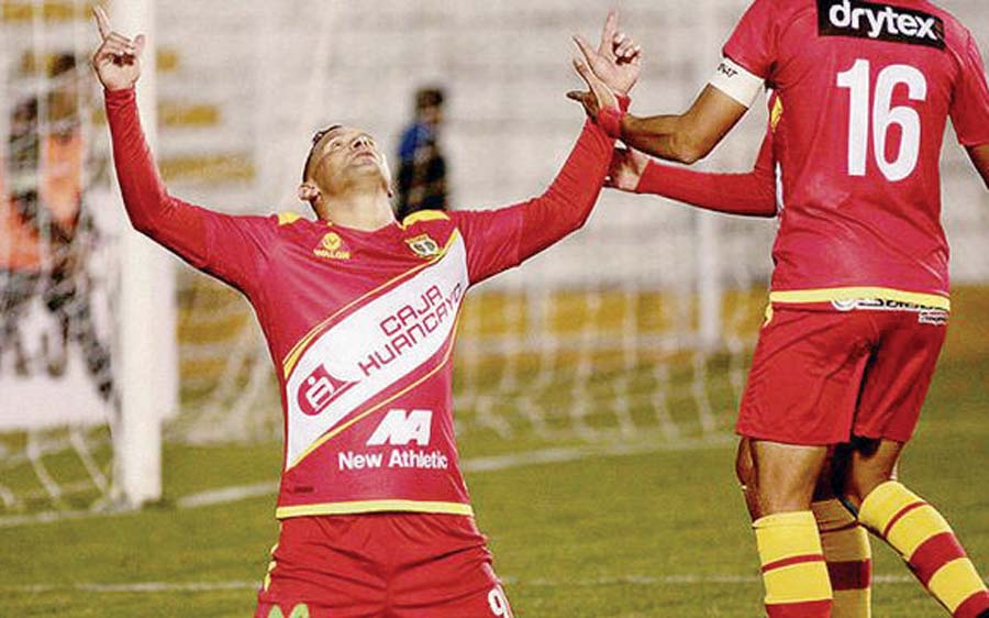 Universidad San Martín, perdio 1-2 ante Sport Huancayo
