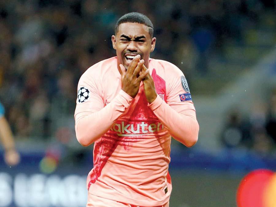 Barcelona empató de visita 1-1 ante el Inter de Milan