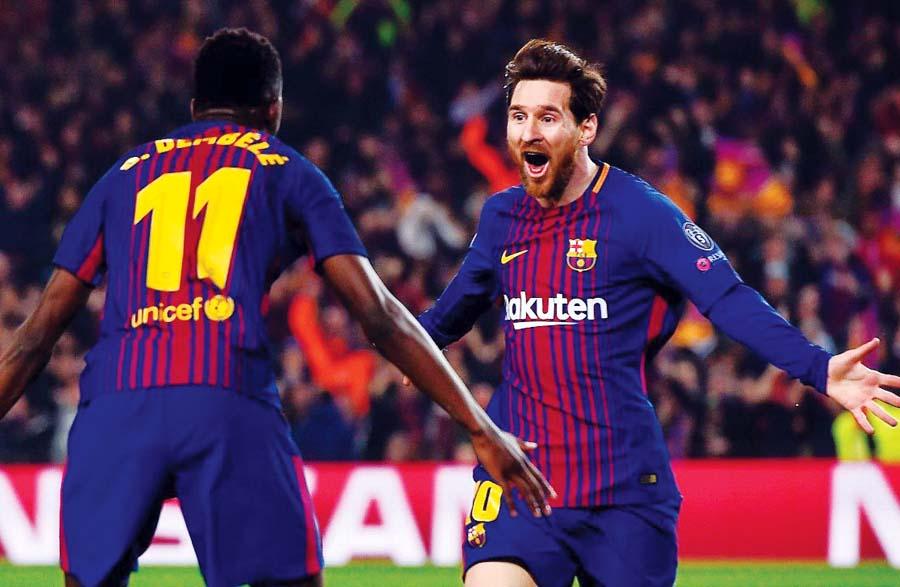 Barcelona se enfrenta de visita al PSV