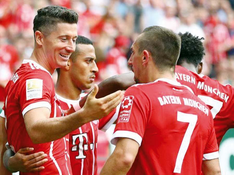 Bayern Múnich busca golear al AEK Atenas