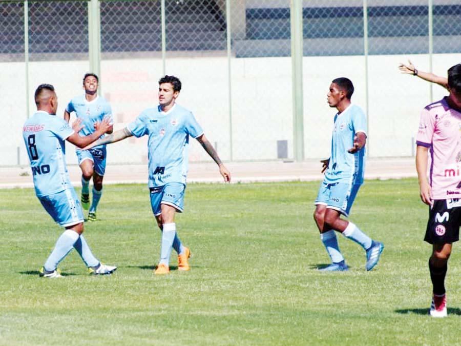 Binacional superó 2-1 a Sport Boys