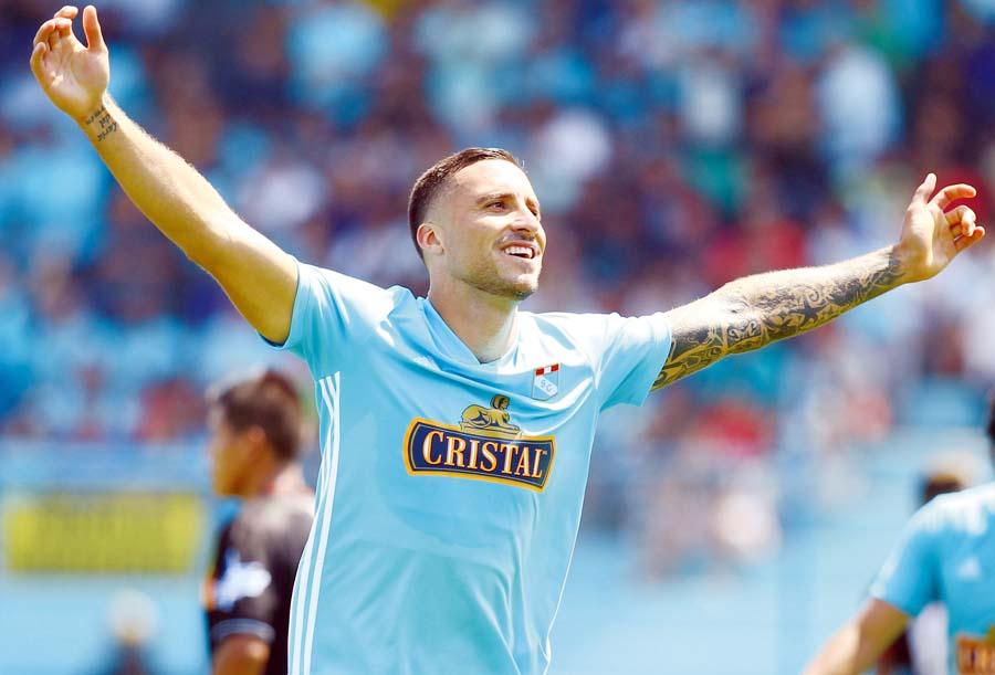 En Cristal, el 'Tanque' Herrera encontró su mejor nivel