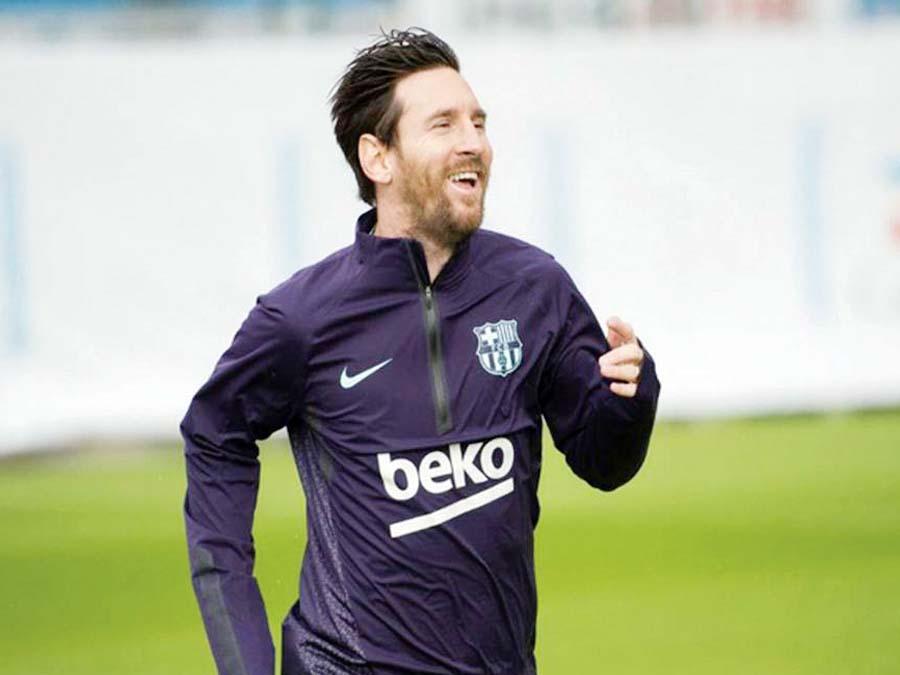 Leionel Messi