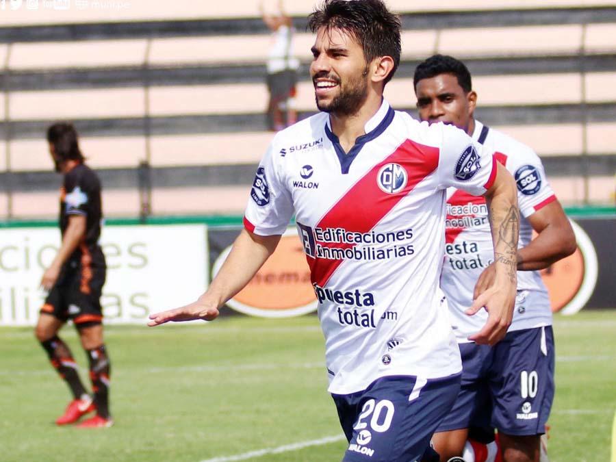 Muni empató 2-2 con Ayacucho