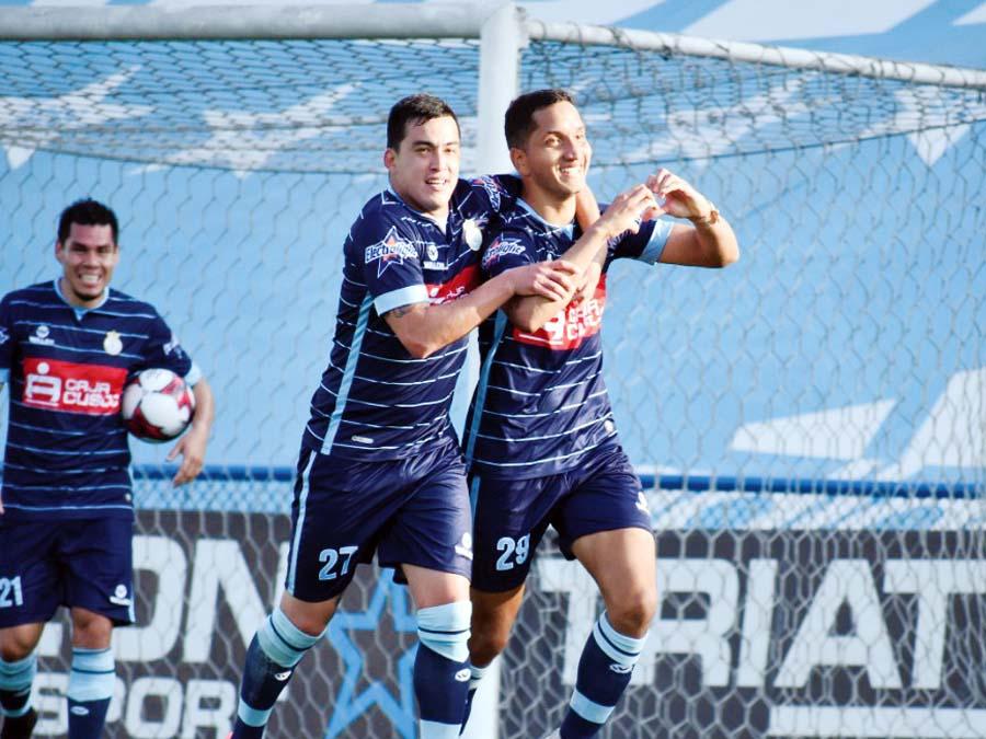 Real Garcilaso le ganó 3-2 a la San Martín