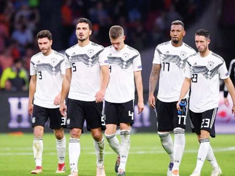 Seleccón alemana