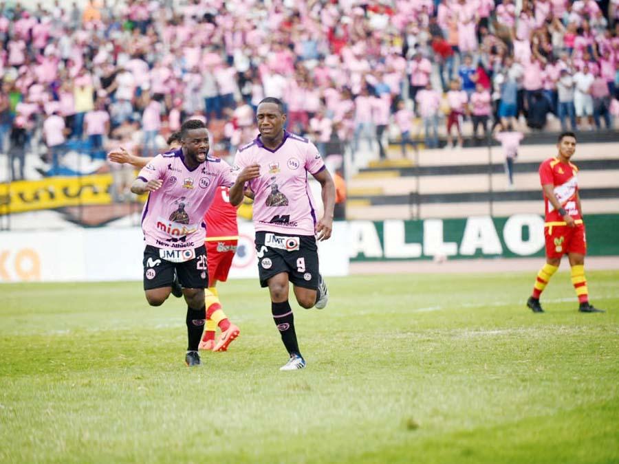 Sport Boys vencio por 2-0 a Sport Huancayo