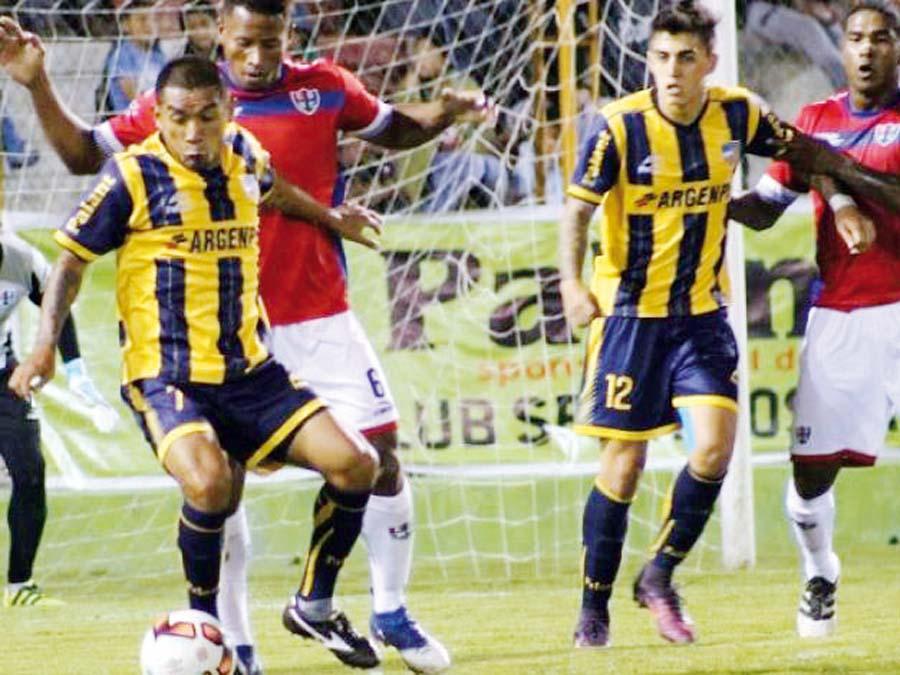 Unión Comercio y Sport Rosario