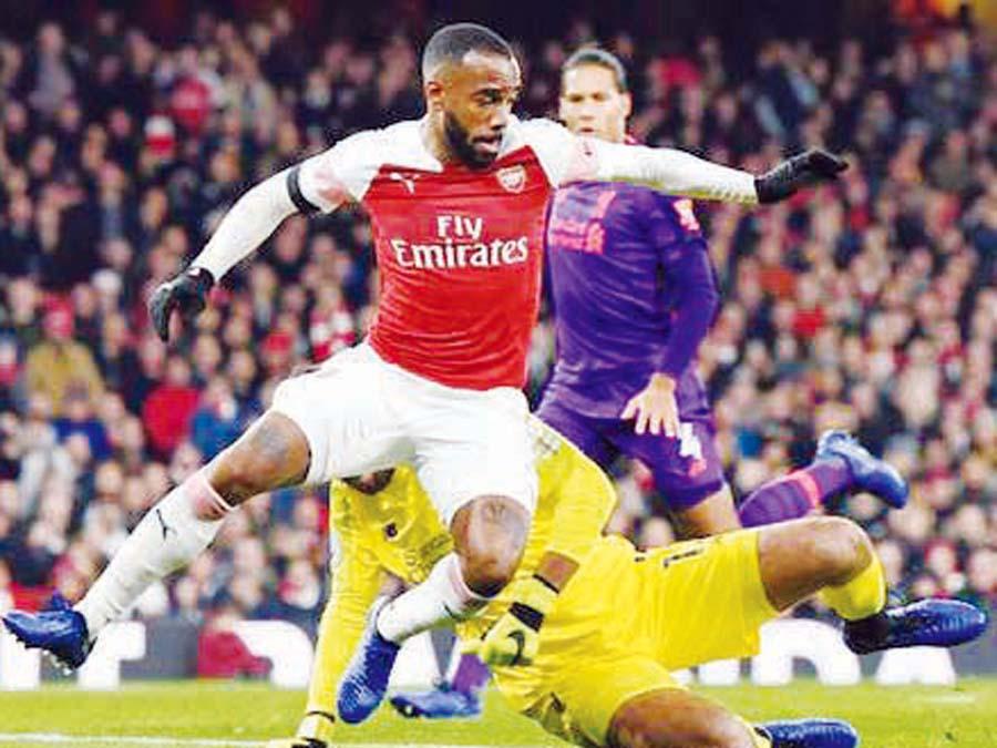 Arsenal ante el Fulham