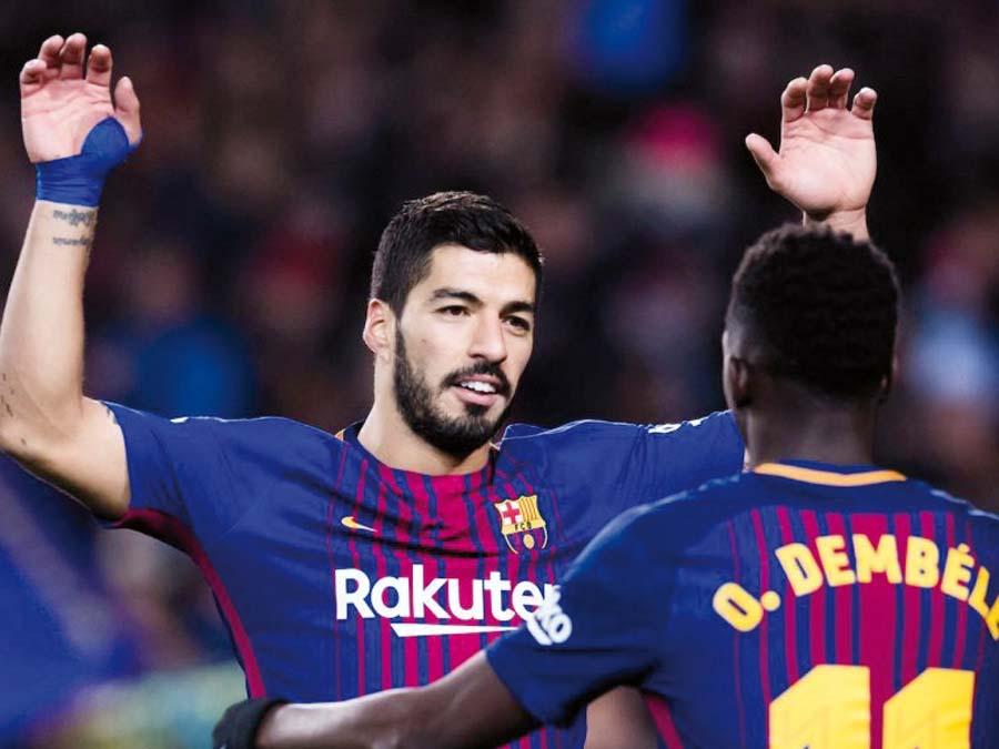 Barcelona ya clasificado, recibe al Tottenham