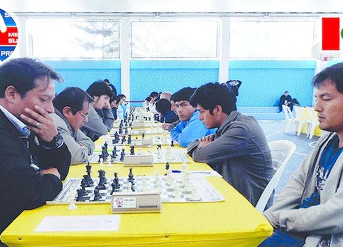 Campeonato Sudamericano de Ajedrez