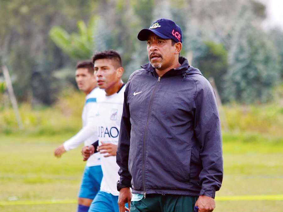 José Soto, entrenador de los trujillanos sabe que llegan como favoritos
