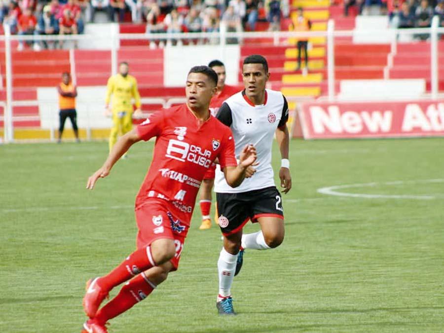 Juan Aurich cayó 3-1 ante Cienciano