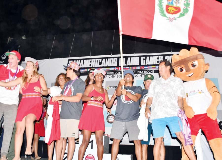Juegos Panamericanos de Surf 2018