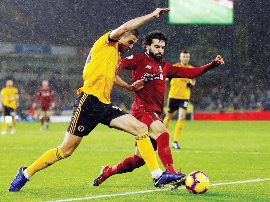 Liverpool derrotó 2-0 al Wolverhampton